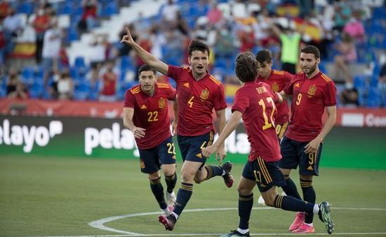 Thay thế ĐTQG, dàn sao U21 Tây Ban Nha thắng đậm Litva