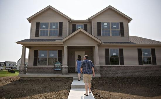 """""""Bán và thuê lại"""" nhà tại Mỹ bùng nổ hậu COVID-19"""