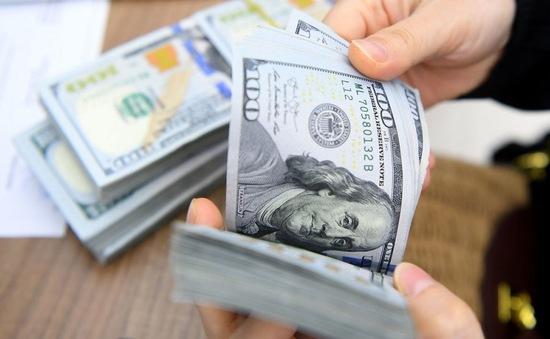 Giá USD đạt đỉnh trong hơn 2 tháng