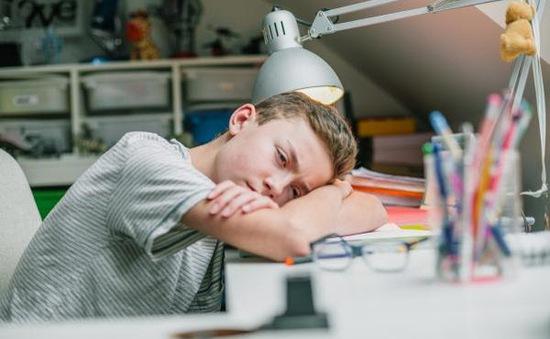 """5 dấu hiệu """"burnout"""" ở thiếu niên và trẻ nhỏ"""