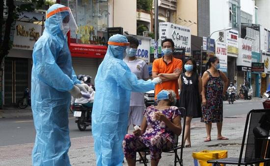 TP Hồ Chí Minh đề ra nhiều giải pháp, tận dụng giãn cách ngăn lây lan dịch