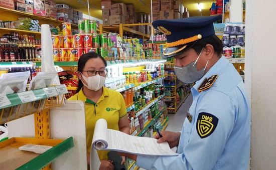 Lập biên bản 1 cửa hàng Bách Hoá Xanh bán hàng cao hơn giá niêm yết