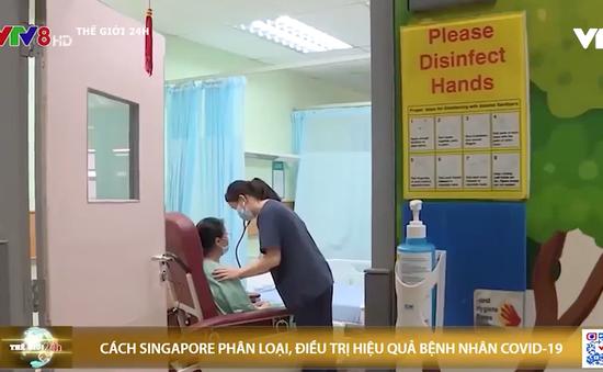 Singapore phân loại, điều trị hiệu quả bệnh nhân COVID-19