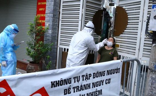 Chuyên gia dịch tễ nói gì về tình hình dịch COVID-19 tại Hà Nội hiện nay?