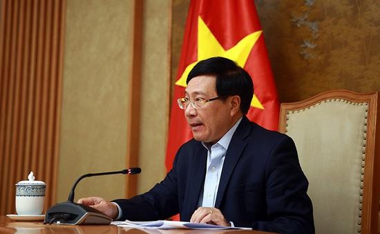 Hoa Kỳ sẽ hỗ trợ Việt Nam sớm tiếp nhận vaccine COVID-19