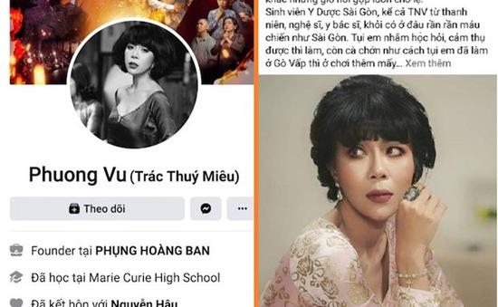 MC Trác Thúy Miêu bị phạt 7,5 triệu đồng