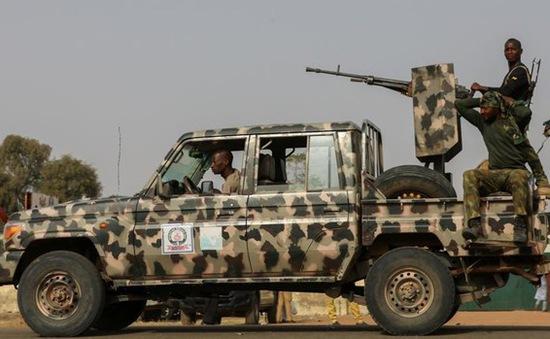 Cảnh sát Nigeria giải cứu 100 con tin bị bắt cóc