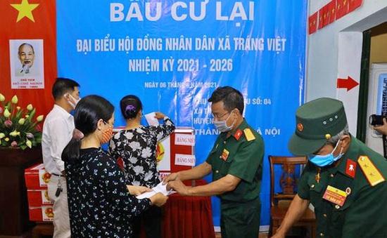 Hà Nội: Khởi tố vụ án, khởi tố bị can 4 đối tượng để điều tra về tội làm sai lệch kết quả bầu cử