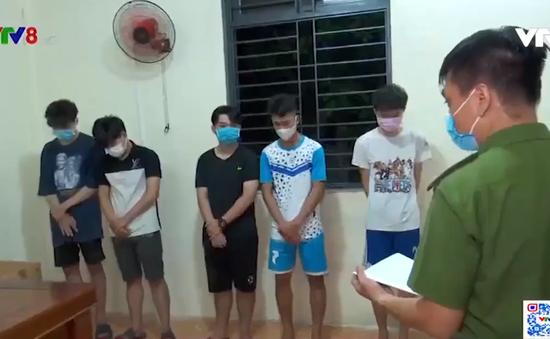 Đà Nẵng: Ngăn chặn kịp thời nhóm thanh thiếu niên chuẩn bị đánh nhau