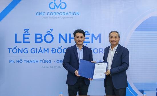Tập đoàn CMC chính thức bổ nhiệm Tổng Giám đốc mới, công bố mục tiêu giai đoạn tiếp theo