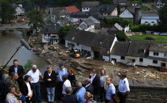 Người Đức vật lộn với thực tại sau thảm họa lũ lụt