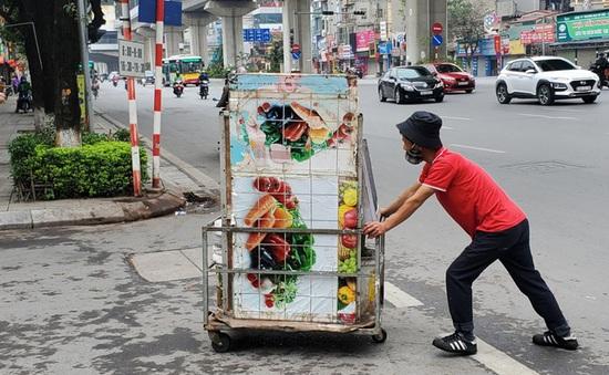 Hỗ trợ 1,5 triệu đồng/người/lần cho lao động tự do tại Hà Nội