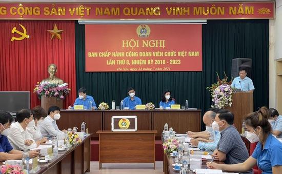 Công đoàn viên chức Việt Nam chung tay đẩy lùi đại dịch COVID-19