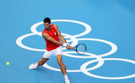 Novak Djokovic quyết tâm giành Vàng tại Olympic Tokyo 2020