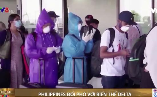 Philippines cấm nhập cảnh đối với người đến từ Malaysia và Thái Lan