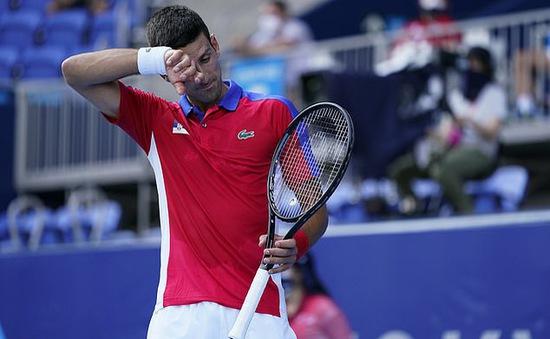 Novak Djokovic phàn nàn về cách tổ chức môn quần vợt tại Olympic