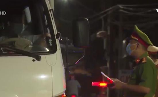 Phú Yên: Thiết lập 8 chốt kiểm dịch trên 5 quốc lộ để phòng chống dịch Covid-19