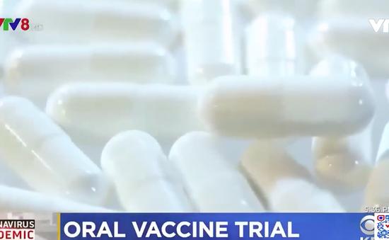 Israel thử nghiệm vắc-xin COVID-19 dạng viên uống