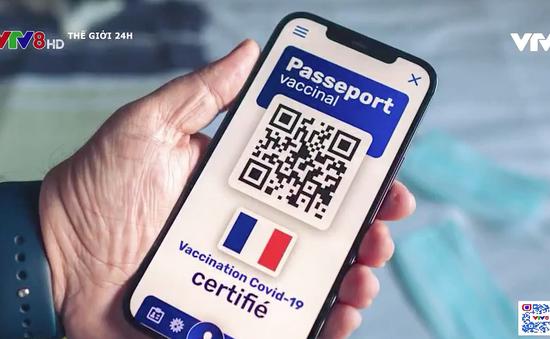 Pháp áp dụng quy định xuất trình giấy chứng nhận không nhiễm COVID-19