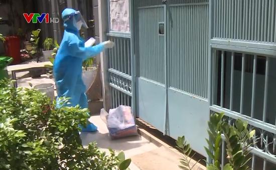 Quận Phú Nhuận lên phương án đi chợ thay cho người dân trong khu phong tỏa với quy mô lớn