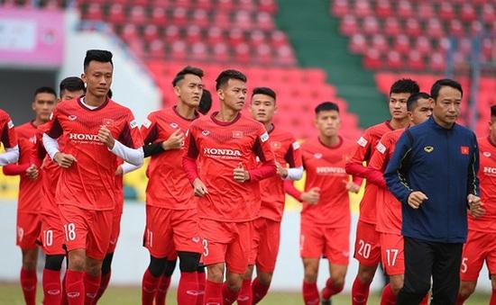 HLV Park Hang Seo công bố danh sách tập trung U22 Việt Nam chuẩn bị cho vòng loại U23 châu Á