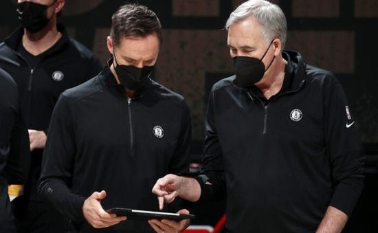 Brooklyn Nets chia tay HLV Mike D'Antoni