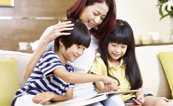 4 điều những bà mẹ tuyệt vời nên làm cho con cái