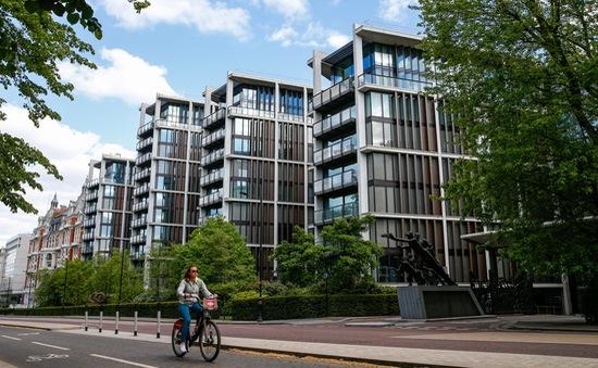 Thị trường bất động sản cao cấp London sôi động bất chấp đại dịch