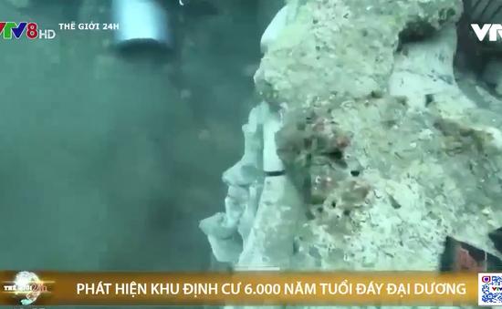 Phát hiện khu định cư 6000 năm tuổi dưới đáy đại dương