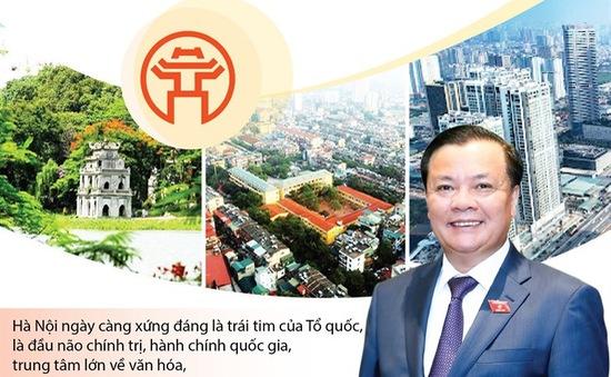 Đảng bộ Hà Nội thấm nhuần bài học xây dựng Đảng trong phát triển Thủ đô