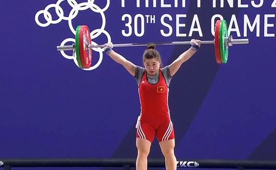 Hoàng Thị Duyên được lựa chọn tham dự Olympic Tokyo