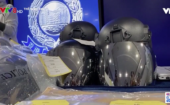 Cảnh sát Hong Kong, Trung Quốc phá âm mưu đánh bom khắp thành phố