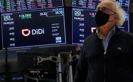 Cổ phiếu công nghệ Trung Quốc mất giá, nhà đầu tư Mỹ nguy cơ lỗ nặng