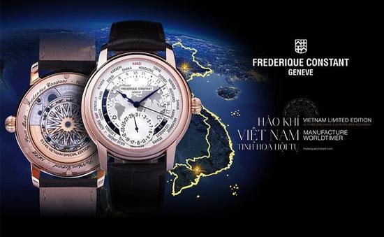 Bí kíp phân biệt đồng hồ Frederique Constant chính hãng tại Việt Nam