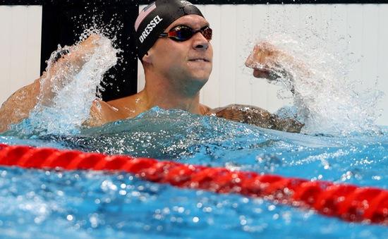 Olympic Tokyo 2020   Kình ngư Mỹ Caeleb Dressel giành 5 HCV Olympic, phá 5 kỷ lục - Truyền nhân săn vàng của Michael Phelps