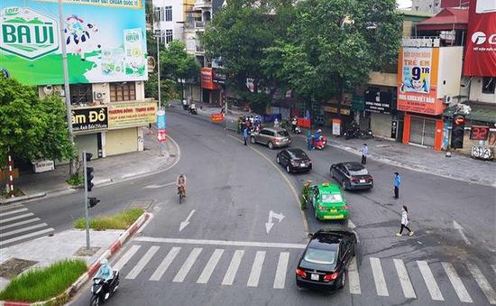 Hà Nội: Người đi đường không cần xuất trình lịch làm việc, giấy tờ xác nhận của phường, xã