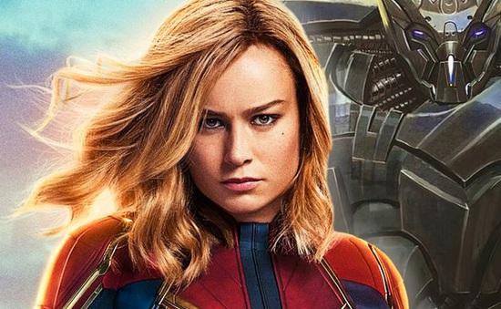 """""""Captain Marvel 2"""" xác nhận đã khởi quay"""