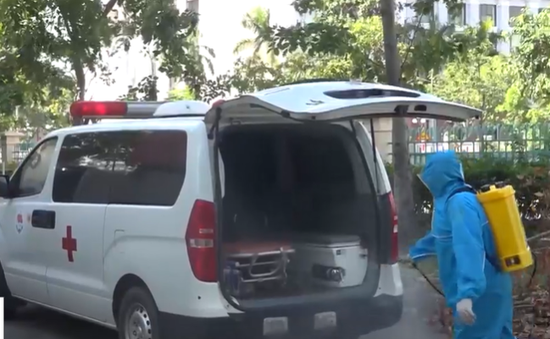 Thuê xe cấp cứu từ TP Hồ Chí Minh về Đà Nẵng, trốn cách ly