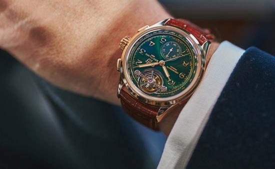 Khám phá đồng hồ Breitling cuối cùng dành cho Bentley giá gần 1,2 tỷ đồng