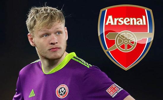 Arsenal quay trở lại thương vụ hỏi mua Aaron Ramsdale