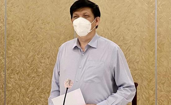 Bộ trưởng Bộ Y tế: Rất khó để đưa ca nhiễm COVID-19 về 0 ở những địa bàn trọng điểm về dịch