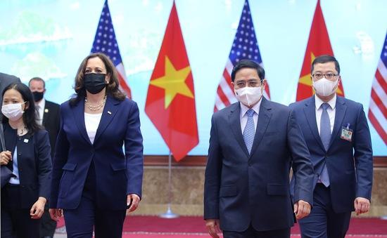 Phát triển quan hệ Đối tác toàn diện Việt Nam - Hoa Kỳ ngày càng thực chất, hiệu quả, ổn  định lâu dài