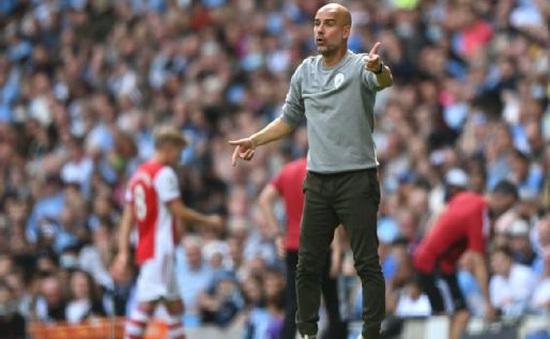 Man City không cần mua thêm tiền đạo trong hè 2021