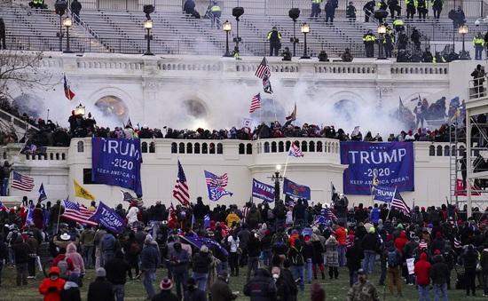 Thêm 2 cảnh sát tham gia chống bạo loạn ở Đồi Capitol tự sát