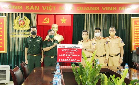 Trang bị Wi-Fi 4G cho 23 chốt kiểm dịch của Hà Nội