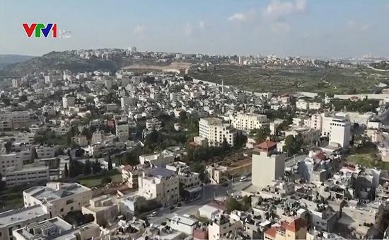 """Israel sẽ có """"những cử chỉ thiện chí"""" với chính quyền Palestine"""
