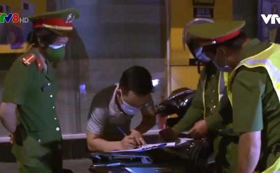 Bình Định: Lợi dụng giãn cách xã hội để vi phạm luật giao thông