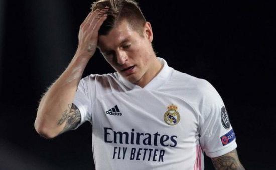 Real Madrid thiệt quân trước mùa giải mới