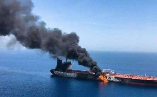 Cướp biển tấn công tàu ngoài khơi của UAE
