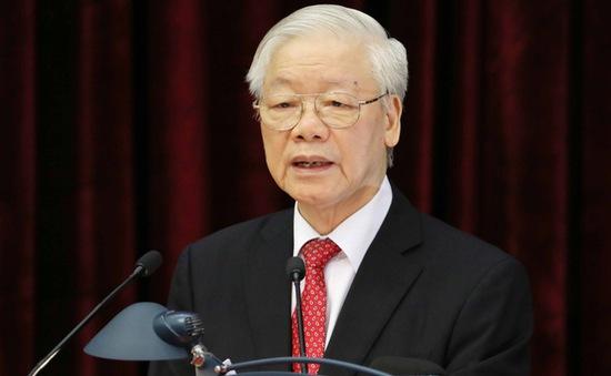 Giới thiệu hai cuốn sách của Tổng Bí thư Nguyễn Phú Trọng